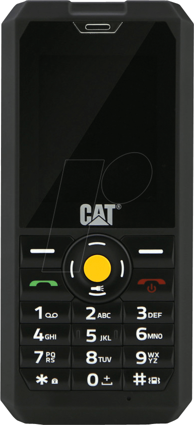 CAT B30 - Outdoor Mobiltelefon, wasserdicht