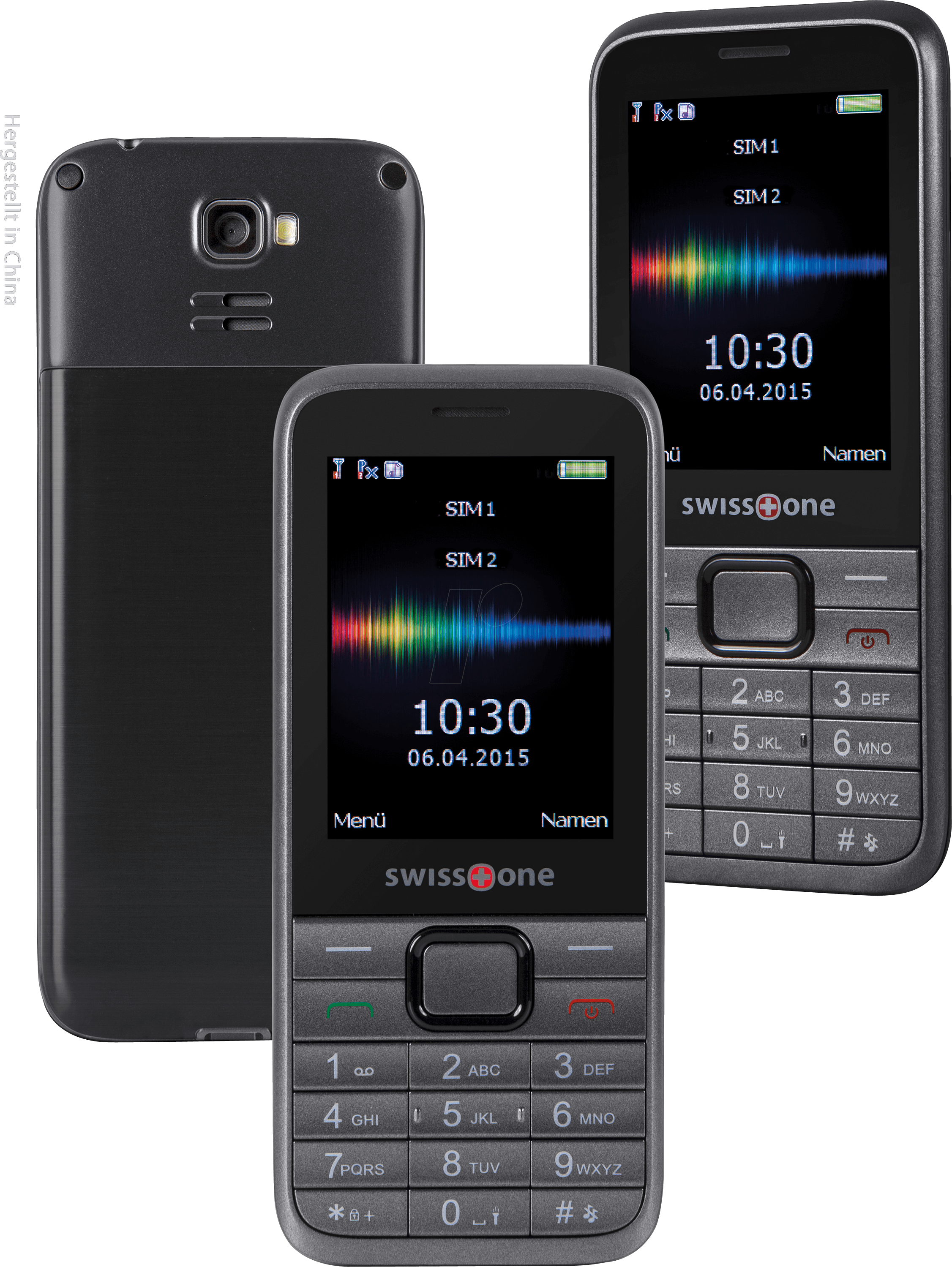 swisstone sc560 mobile phone dual sim at reichelt elektronik. Black Bedroom Furniture Sets. Home Design Ideas