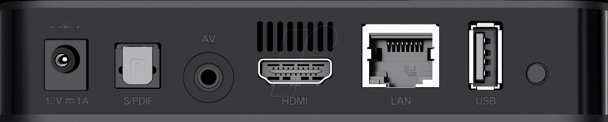 MAG 322W1 - IPTV SET-TOP BOX