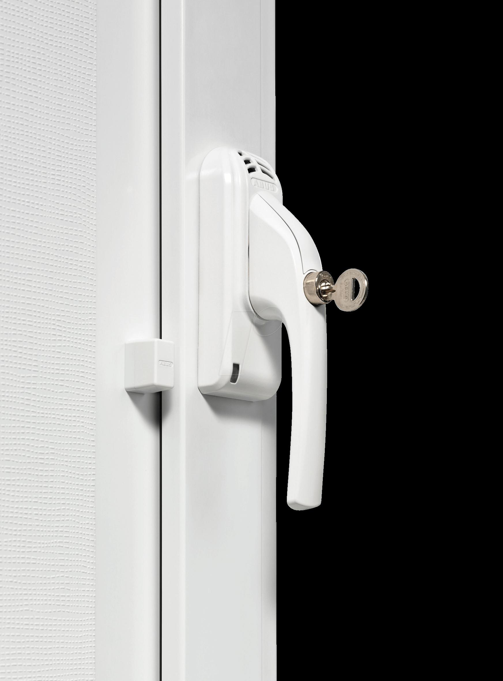abfg68077 fenstergriff mit alarm din links wei bei reichelt elektronik. Black Bedroom Furniture Sets. Home Design Ideas