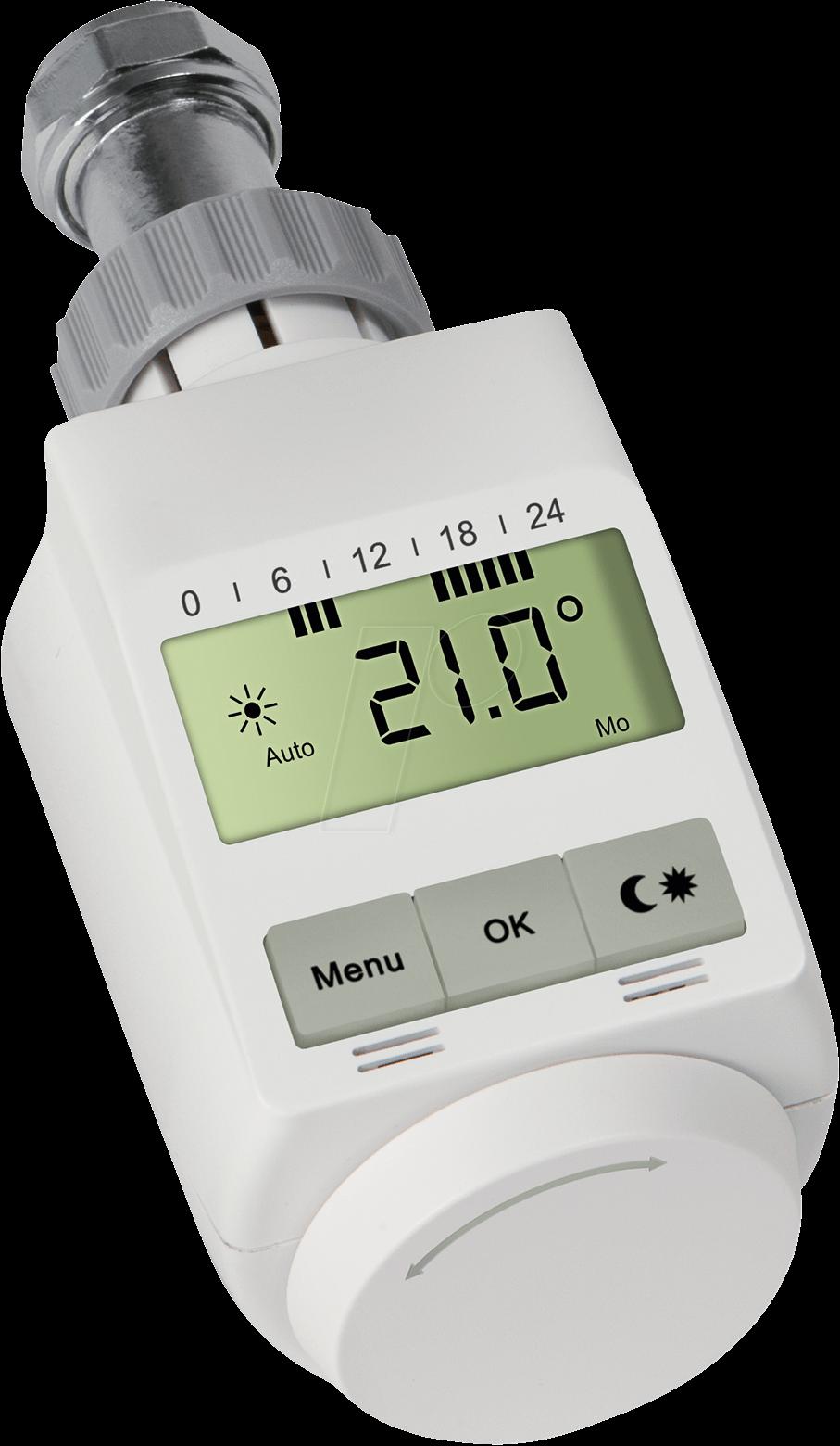 eht classic pro elektronisches heizk rper thermostat classic pro bei reichelt elektronik
