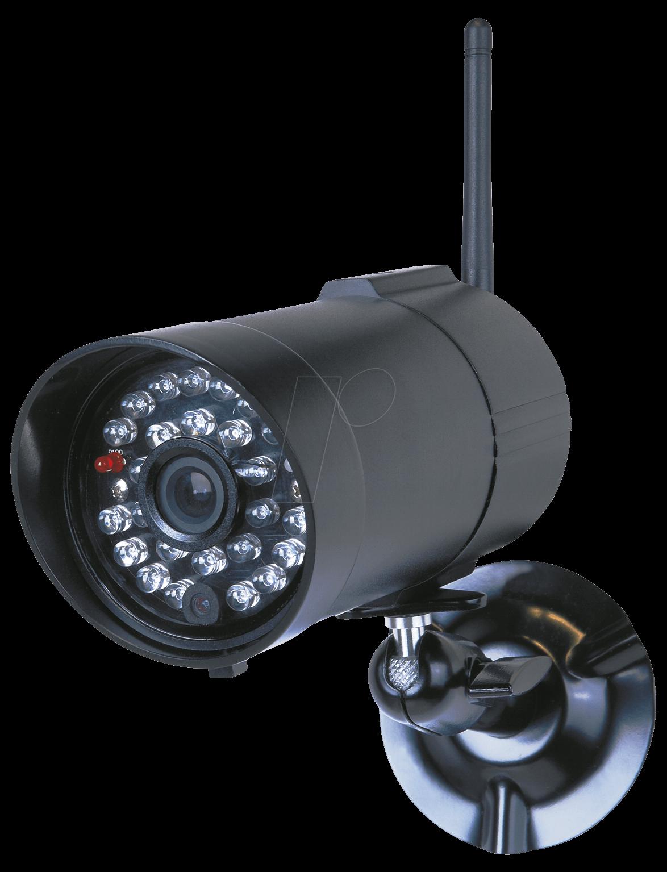 elro c961dvr wireless security camera set 2 4 ghz at. Black Bedroom Furniture Sets. Home Design Ideas