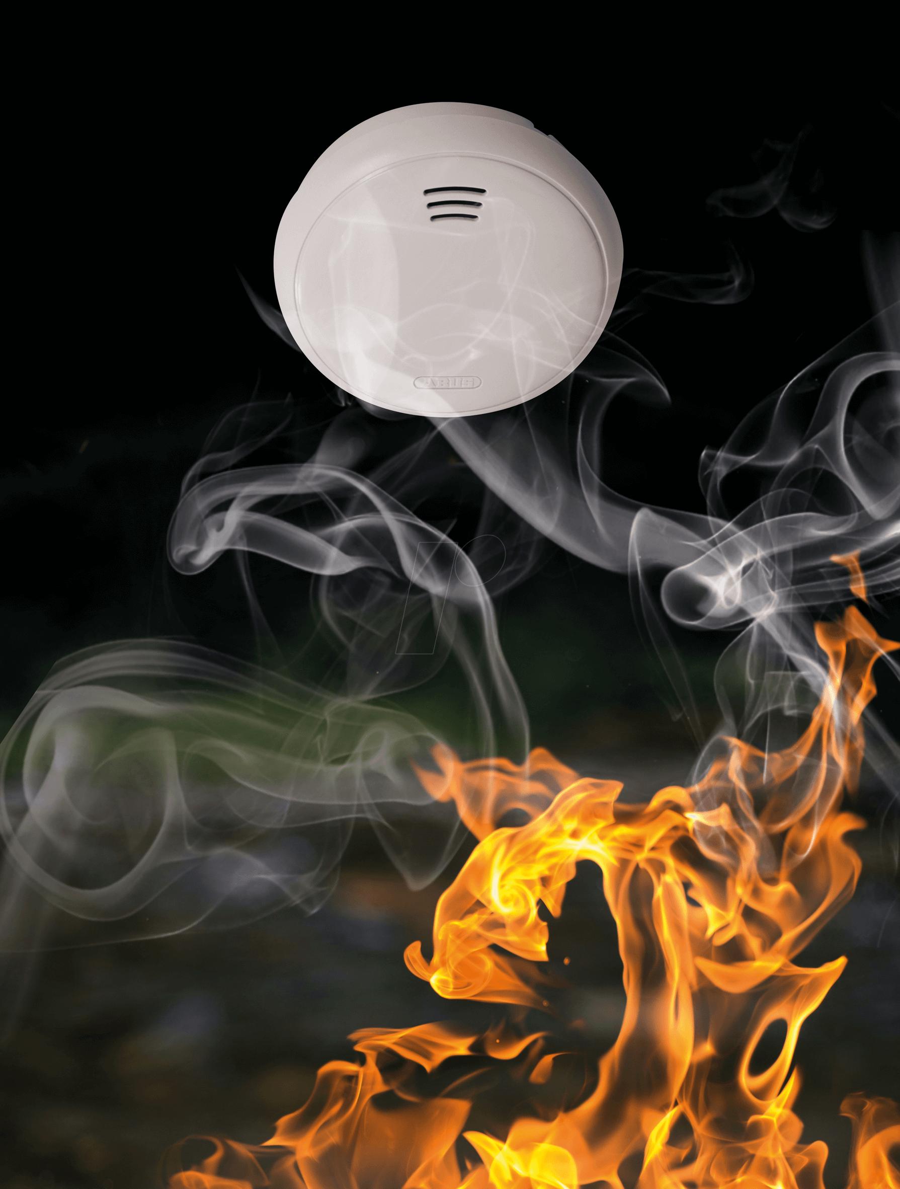 grwm 30500 rauchmelder mit 10 jahres batterie bei reichelt elektronik. Black Bedroom Furniture Sets. Home Design Ideas