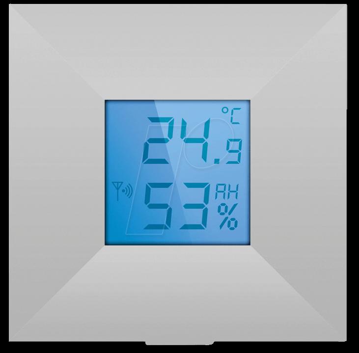 LS 12049 - LUPUSEC - Temperature sensor with display