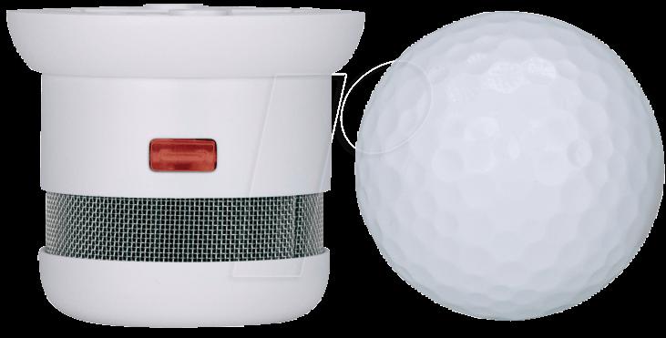 rm invisible 10 rauchmelder mit 10 jahres batterie mini bei reichelt elektronik. Black Bedroom Furniture Sets. Home Design Ideas