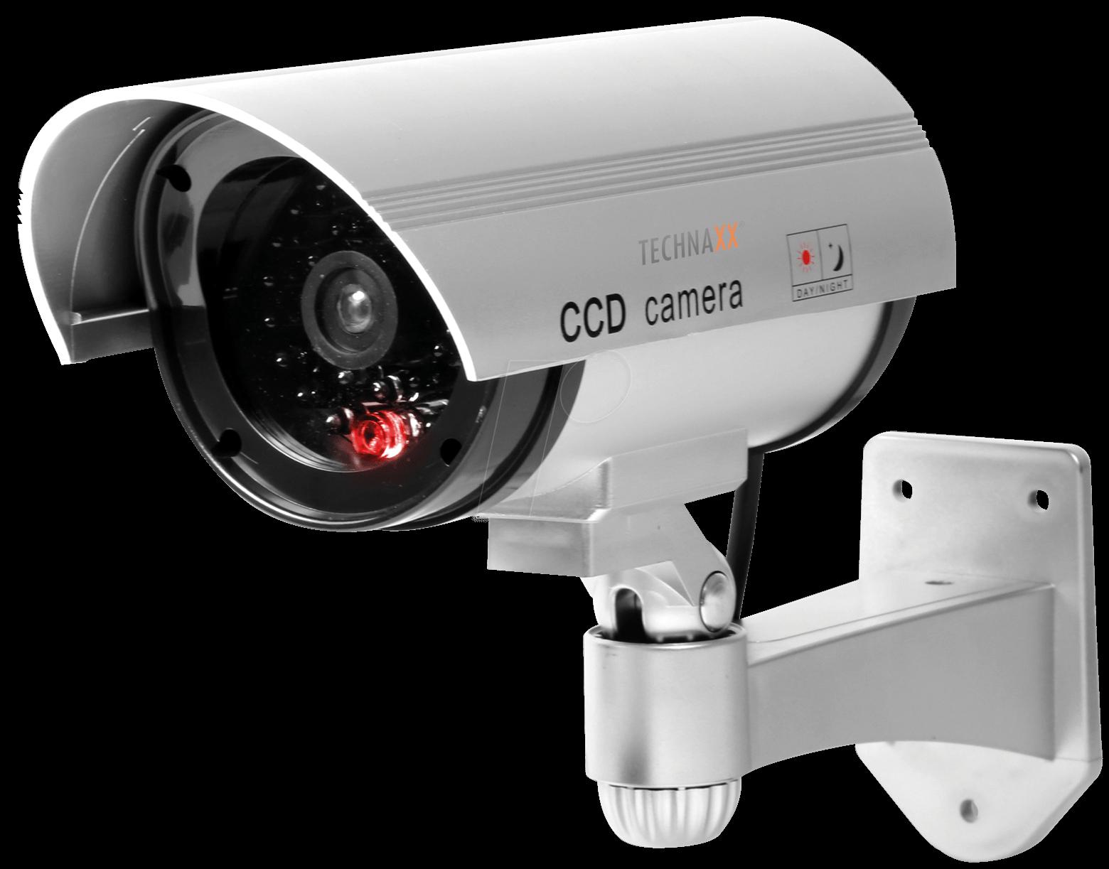 Technaxx 4310 ccd berwachungskamera attrappe tx 18 bei reichelt elektronik - Camera de surveillance factice ...