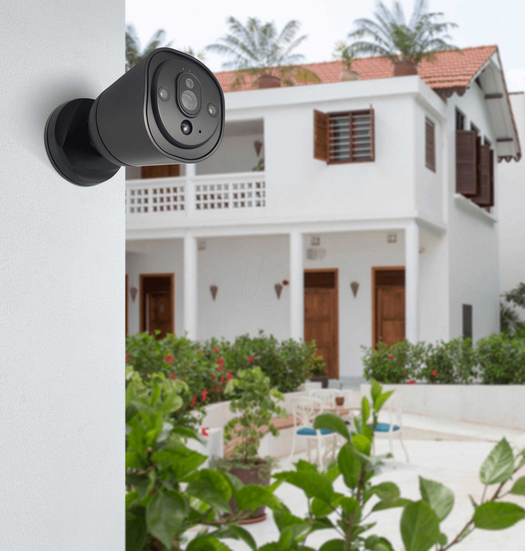 technaxx tx 55s berwachungskamera ip wlan au en bei. Black Bedroom Furniture Sets. Home Design Ideas