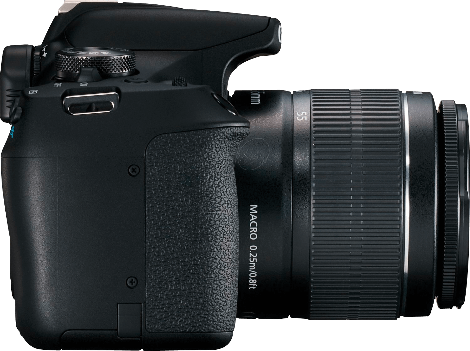 EOS 2000D 1855: digitale Spiegelreflexkamera (DSLR), EOS 2000D bei reichelt  elektronik