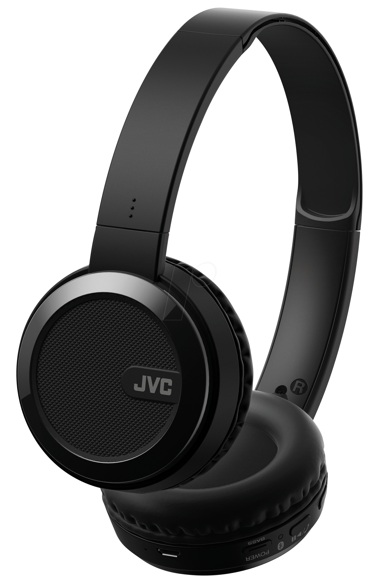 jvc ha s40btbe bluetooth kopfh rer on ear schwarz bei. Black Bedroom Furniture Sets. Home Design Ideas