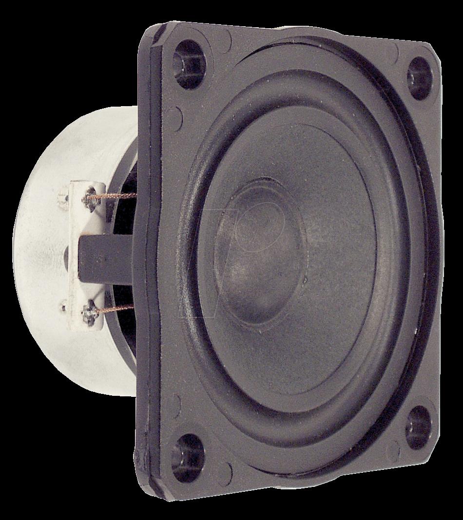 VIS SC 8N-8 - Breitbandlautsprecher SC 8N, 30 W, 8 Ohm