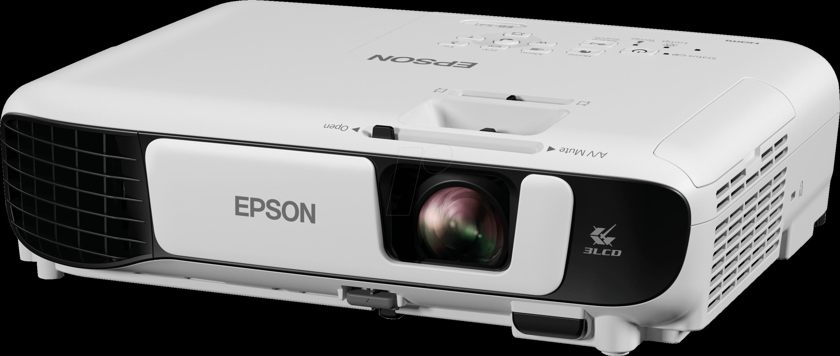 epson eb s41 projektor beamer 3300 lm svga 800 x 600 bei reichelt elektronik. Black Bedroom Furniture Sets. Home Design Ideas