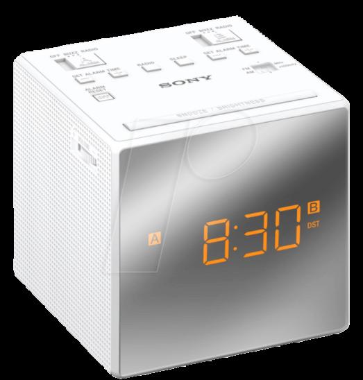 SONY ICF-C1TW - MW/UKW-Uhrenradio