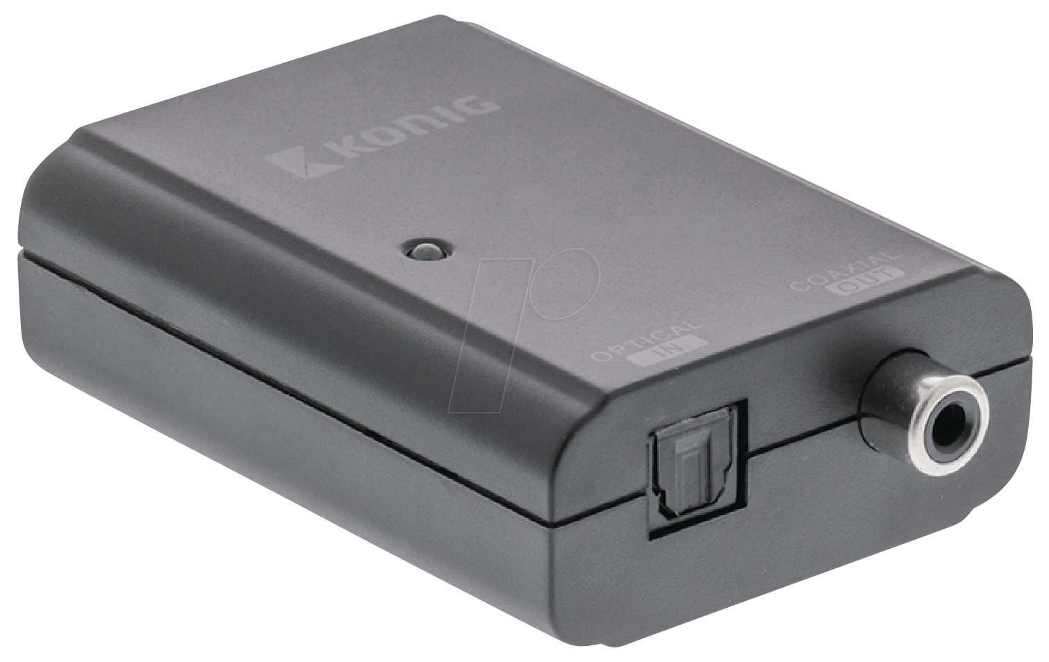 kn aco2501 digital audio konverter toslink buchse auf cinch kupplung bei reichelt elektronik. Black Bedroom Furniture Sets. Home Design Ideas