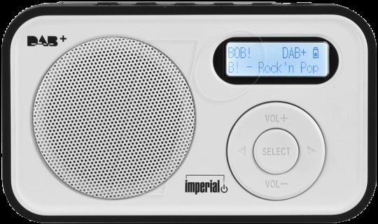 DABMAN 12WS - DAB+/FM Radio