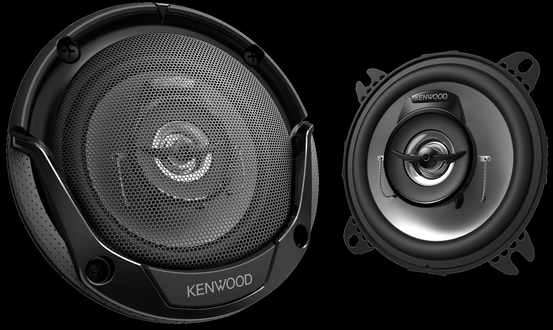 KW KFC-E1065 - Lautsprecher, 2-Wege, 10 cm, 210 W