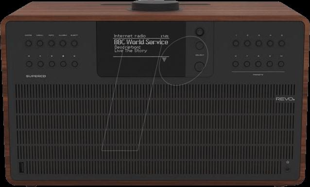 REVO 641191 - Multifunktions-Soundsystem