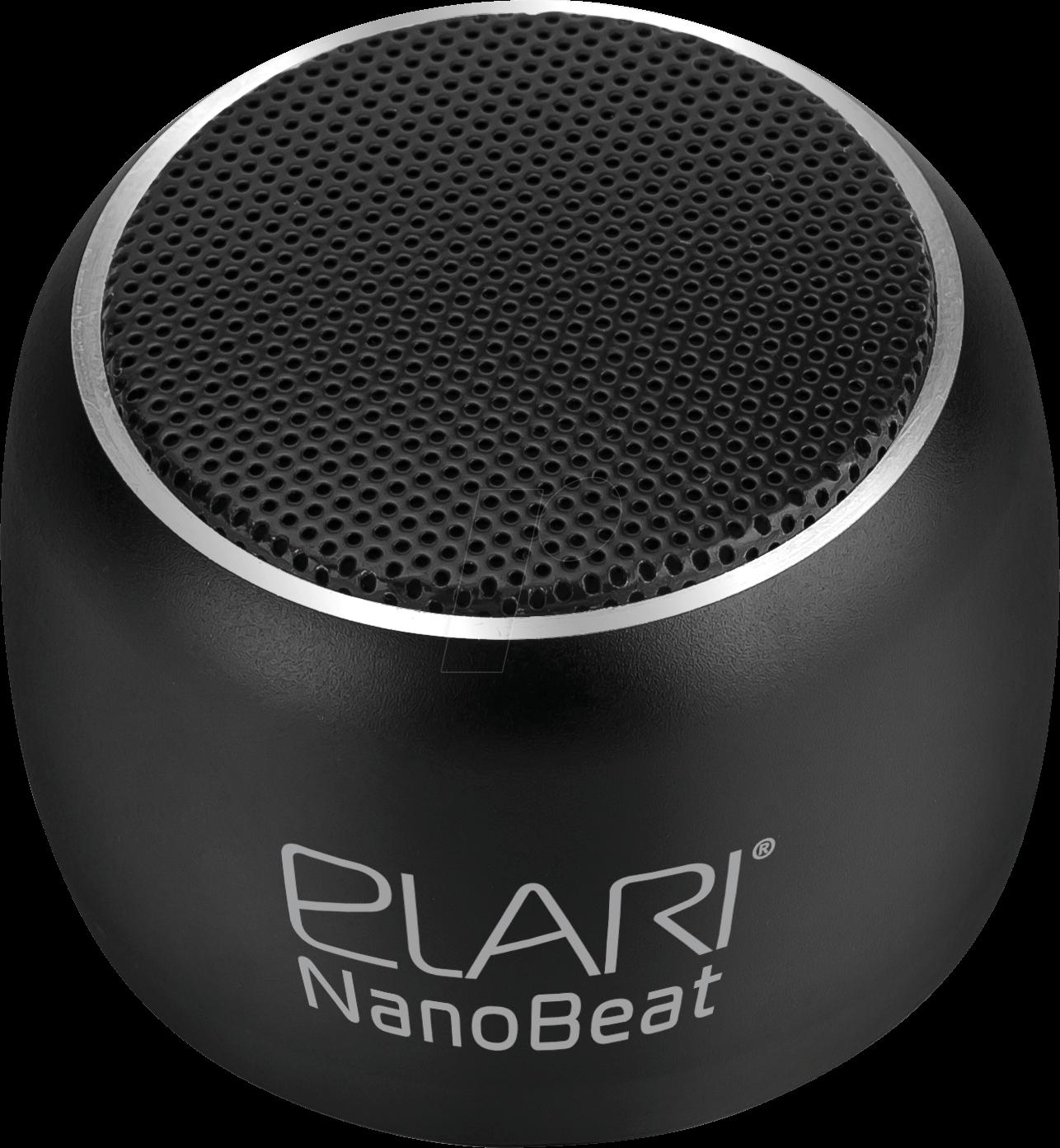 nanobeat bk mini bluetooth lautsprecher schwarz bei. Black Bedroom Furniture Sets. Home Design Ideas