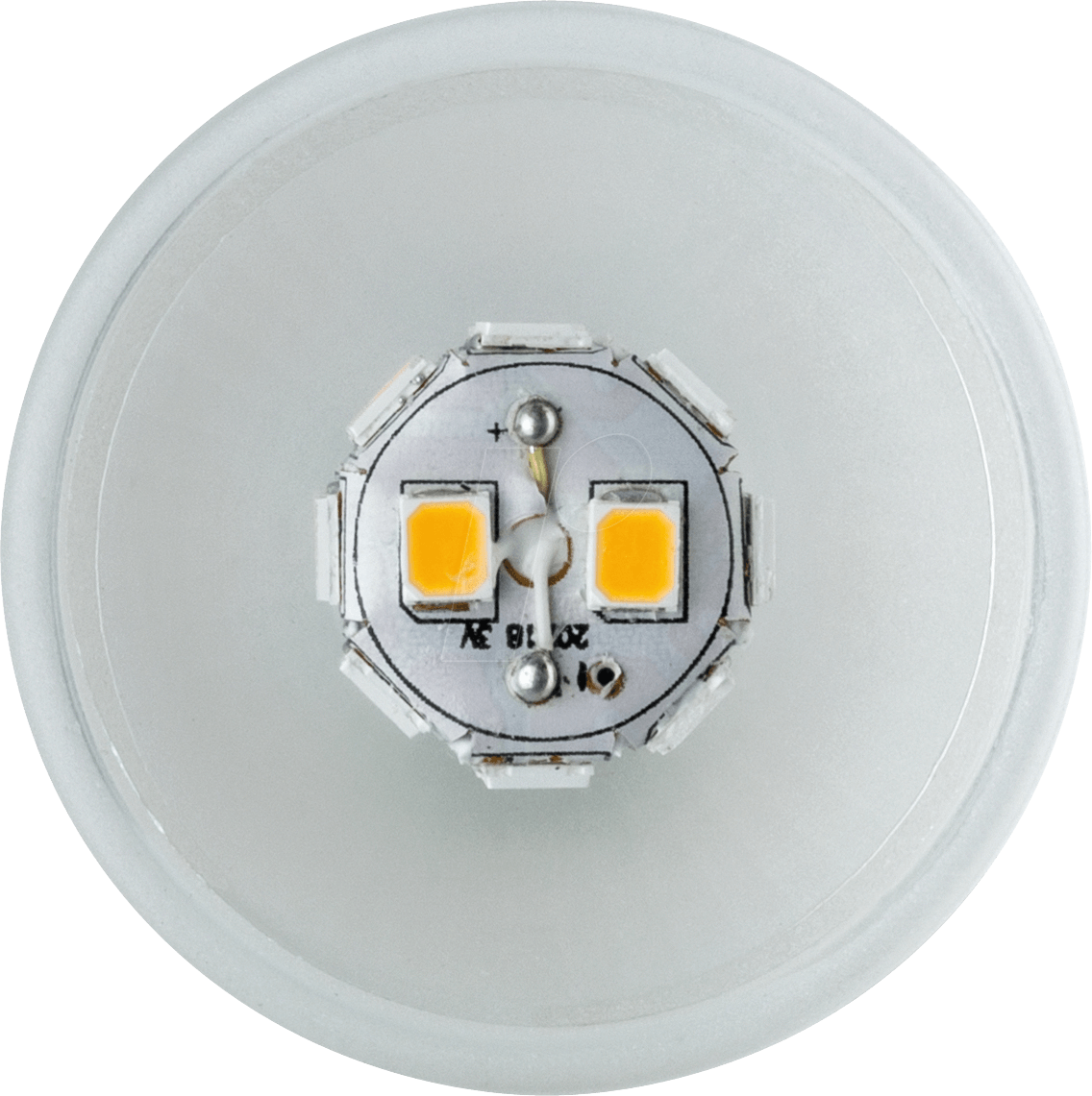 PLM 28329: LED-Lampe, GU4, 1,8 W, 100 lm, 2700 K bei reichelt elektronik