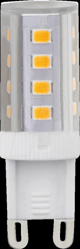 GL 3642 - LED-Lampe G9, 4 W, 360 lm, 2700 K