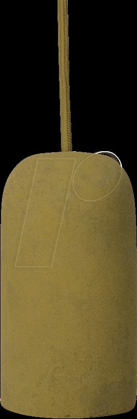 VT-3750 - Hängeleuchte, 60 W, rund, beige