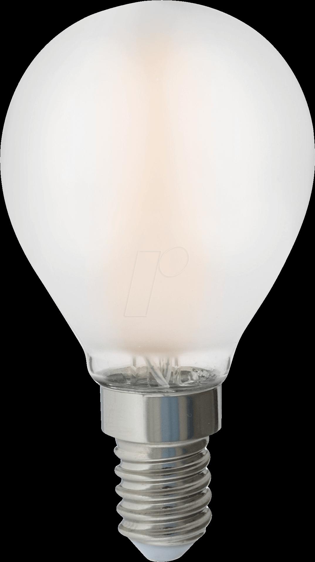 Gl 3814 Led Lampe E14 4 W 415 Lm 2700 K Filament Bei Reichelt
