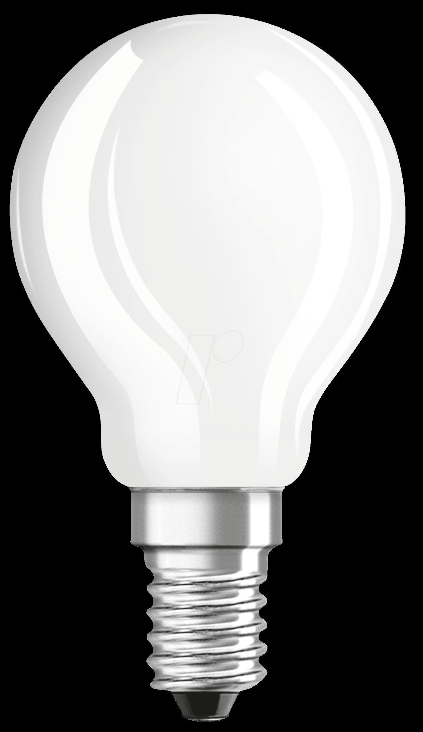 osr 075803978 led lampe e14 base 4 w 470 lm 2700 k filament bei reichelt elektronik. Black Bedroom Furniture Sets. Home Design Ideas