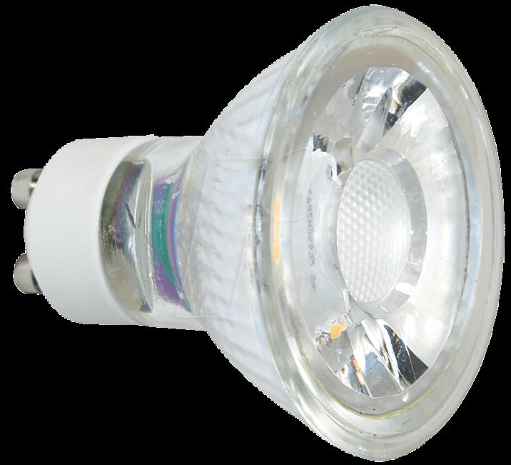 GL GU10 3571 - LED-Strahler GU10, 4 W, 275 lm, 3000 K