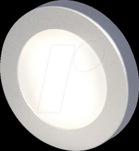PROCAR 57402500 - Ambiente LED-Deckenleuchte, 8 - 30 V DC, 1 W, 3200 K