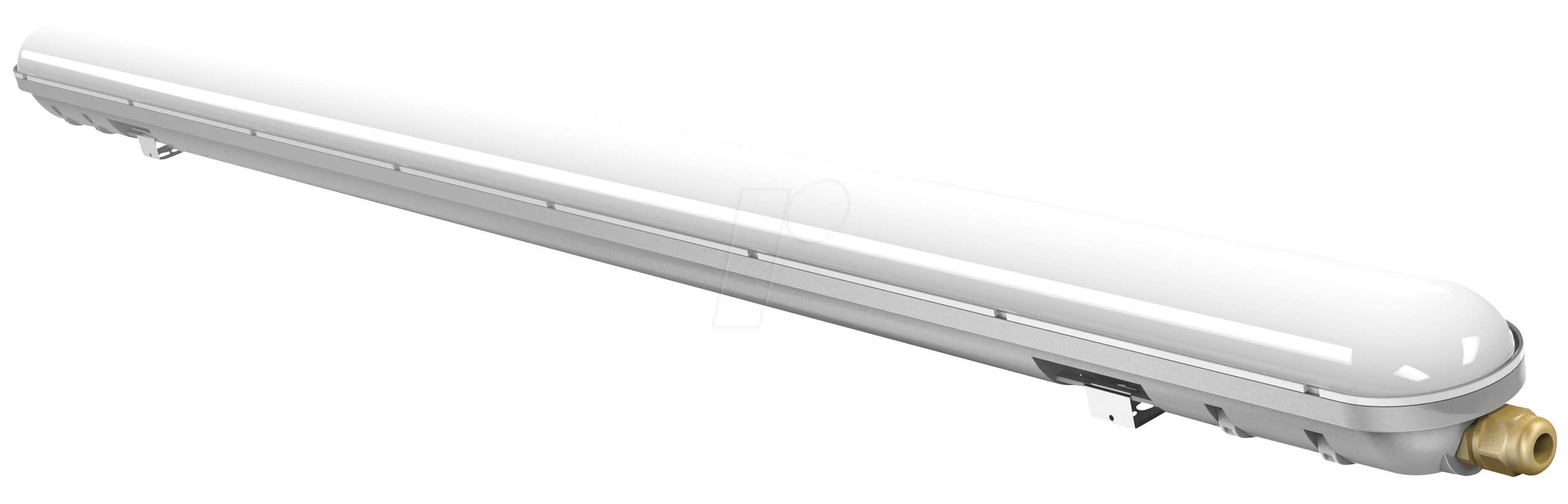 VT-6200: LED- waterproof lamp, 1200 mm, 36 W, 4500 K, EEK A+ at ...