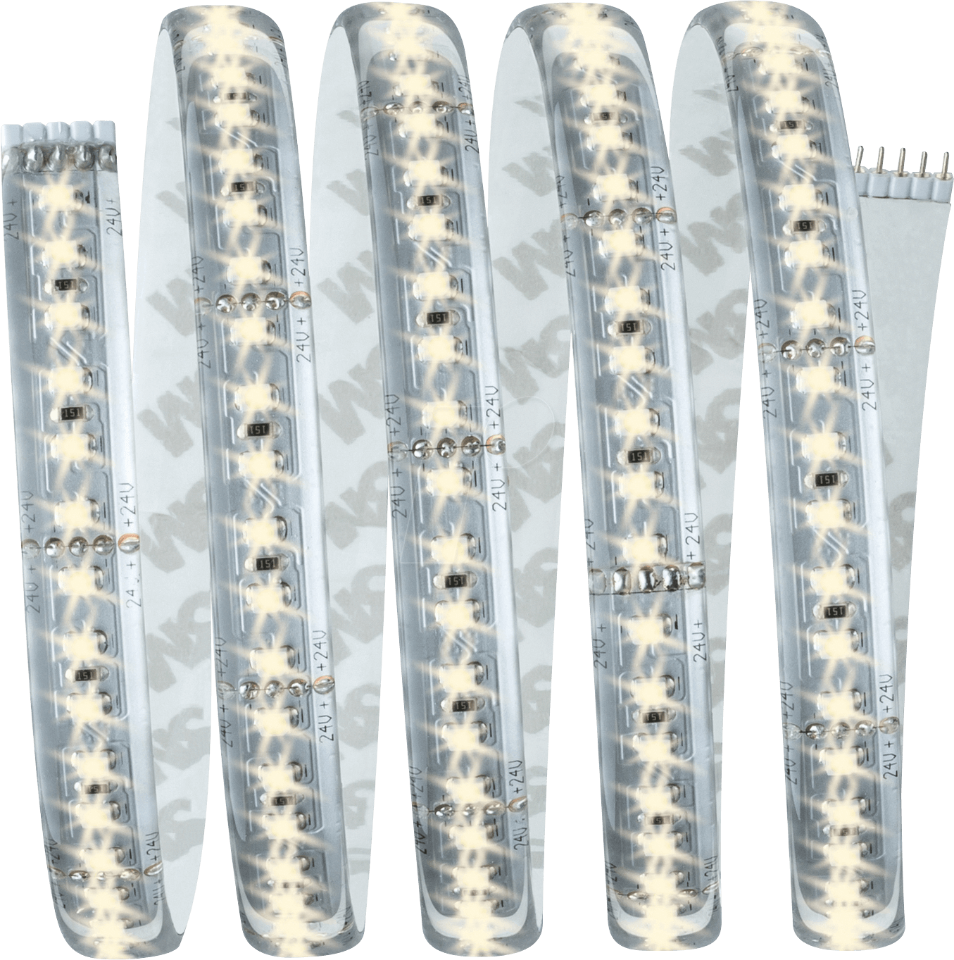 PLM 70800: LED-Streifen MaxLED, 23 W, 1650 Lm, Warmweiß