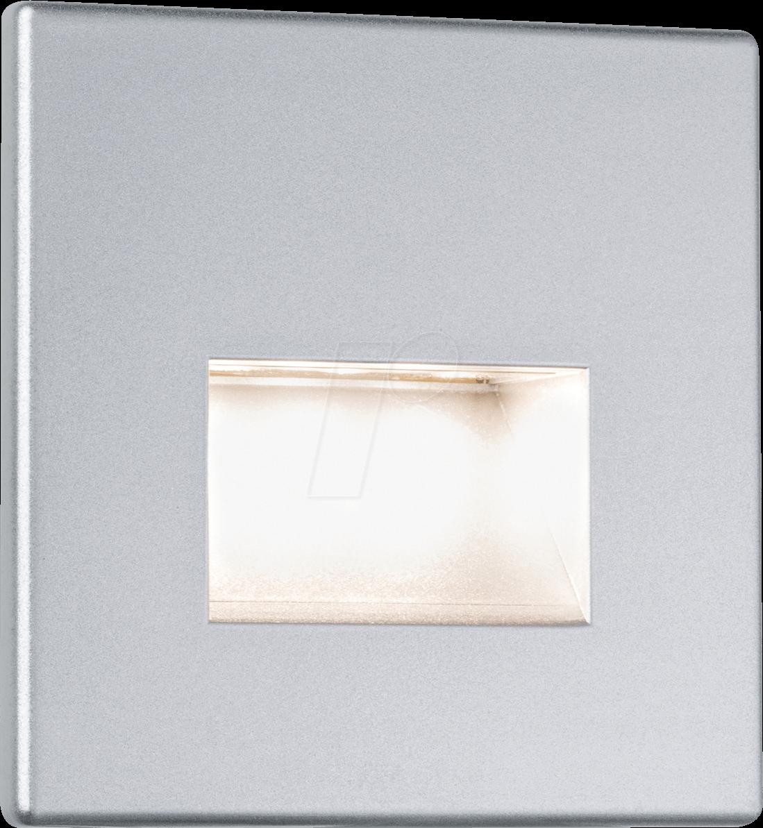 PLM 99495 - Einbauleuchte, 1,1 W, 116 lm, 2700 K, chrom