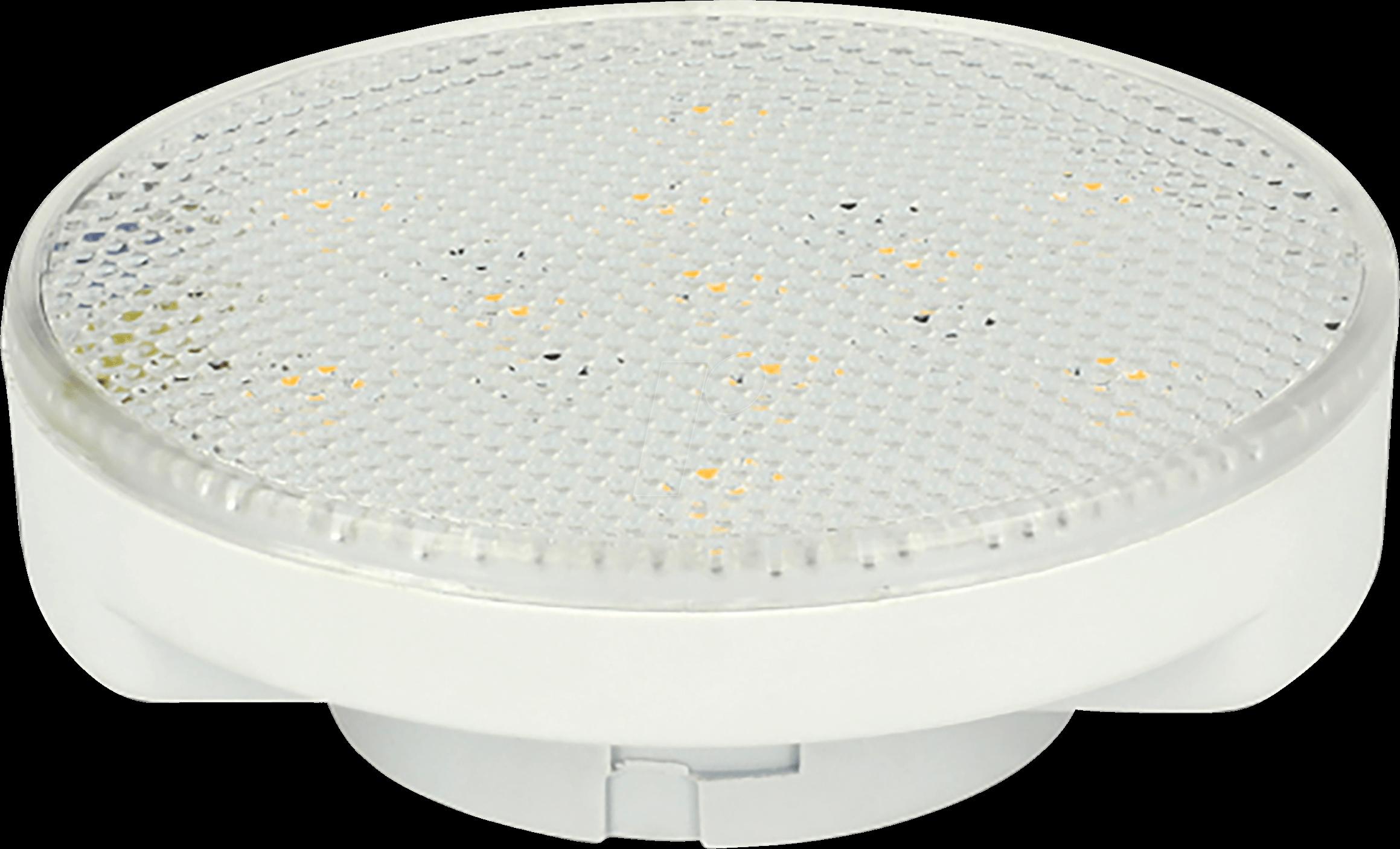 delock 46383 gx53 led illuminant 5 0 w warm white 11 x smd at reichelt elektronik. Black Bedroom Furniture Sets. Home Design Ideas