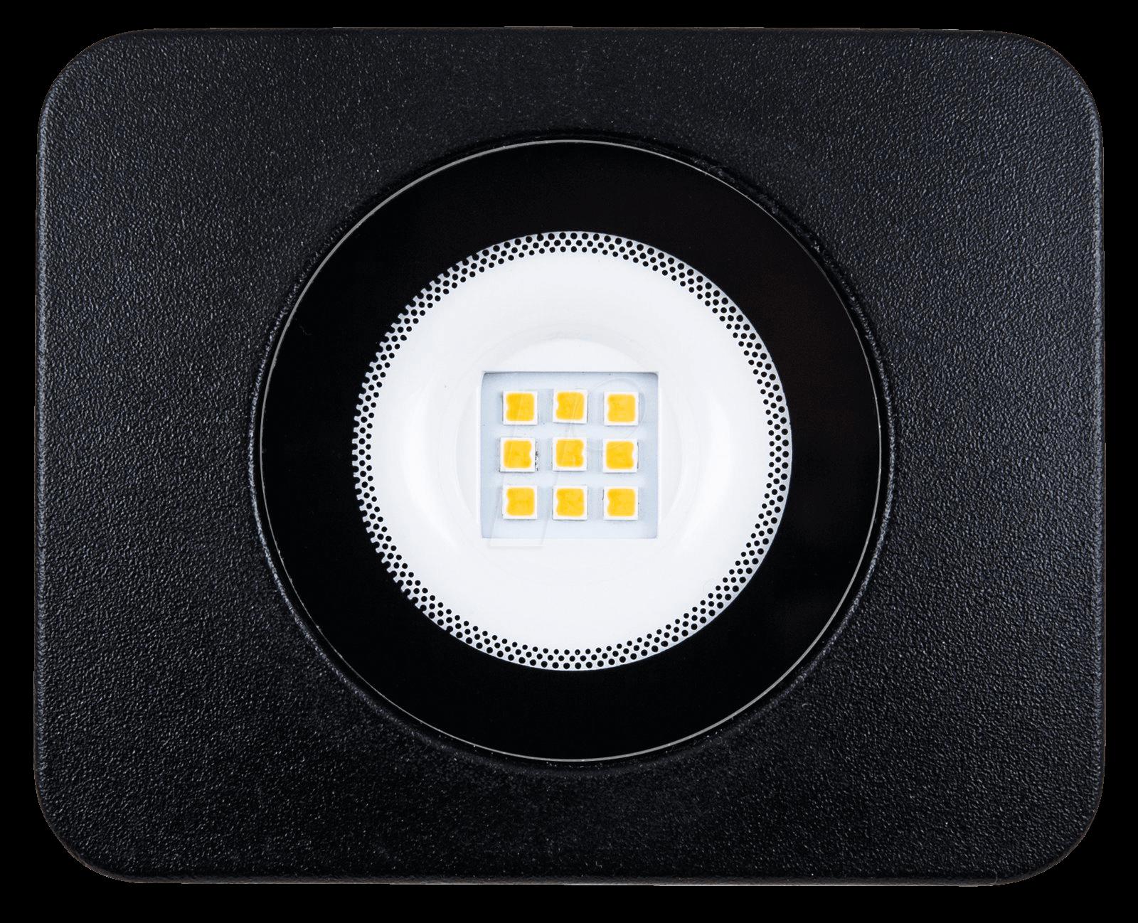 Erdspie strahler led preisvergleich die besten angebote online heit 37396 led flutlicht 10 w 800 lm 3000 k parisarafo Image collections