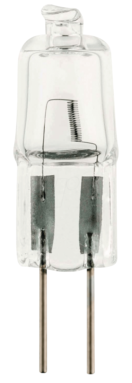 hq hg635caps001 halogen stiftsockellampe gy6 35 20 w 250 lm 2800 k dimmbar bei reichelt. Black Bedroom Furniture Sets. Home Design Ideas