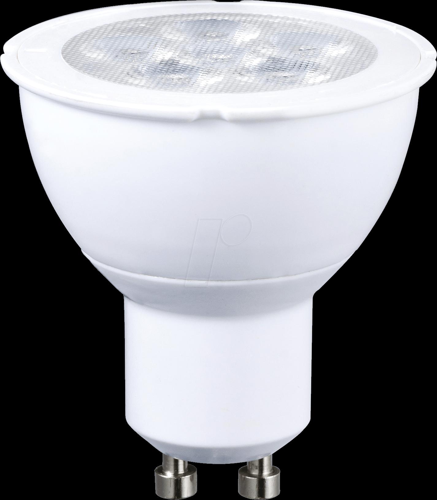 LGU10MR16002 - LED-Strahler GU10, 4 W, 250 lm, 2700 K