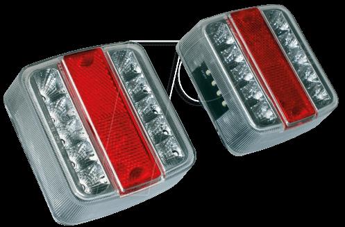 Auto Led Lampen : Kfz kfz lampe für anhängerbeleuchtung v led bei