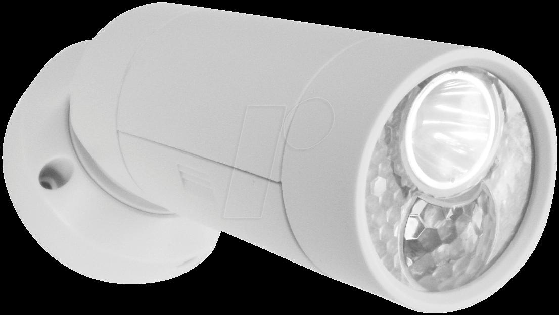 LED SPOT LIGHT - LED-Anbauleuchte, weiß