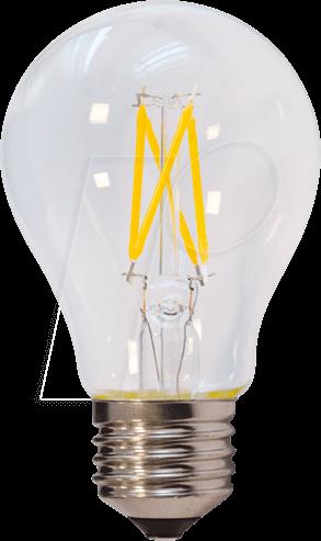Opt Sp1856 Led Lampe E27 5 W 600 Lm 2700 K Bei Reichelt Elektronik