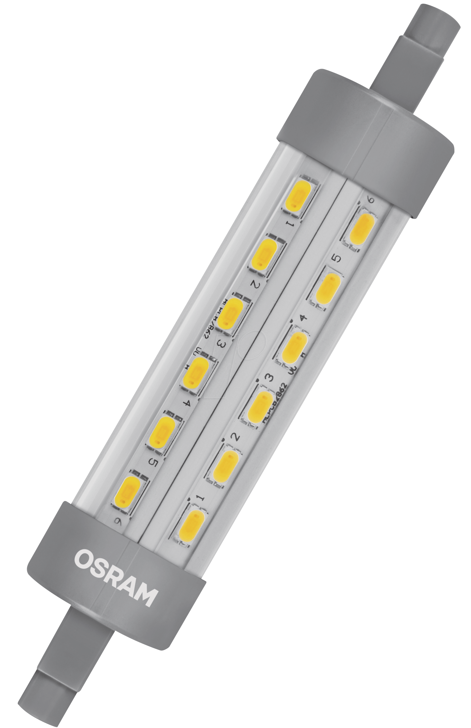 osram led superstar special line mit r7s sockel dimmbar ersetzt 125 watt 118 mm l nge klar. Black Bedroom Furniture Sets. Home Design Ideas