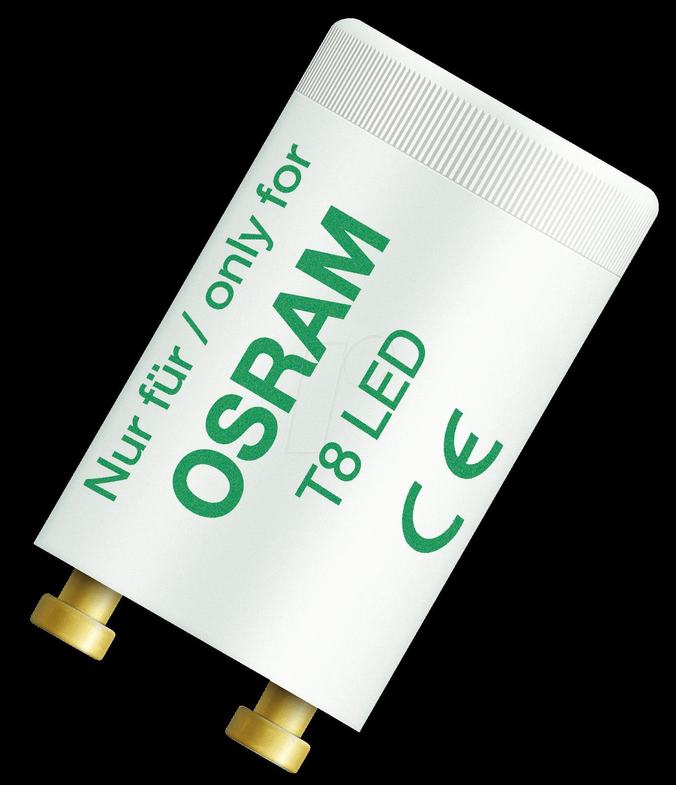 OSR 075013674 - Starter für LED-Röhren