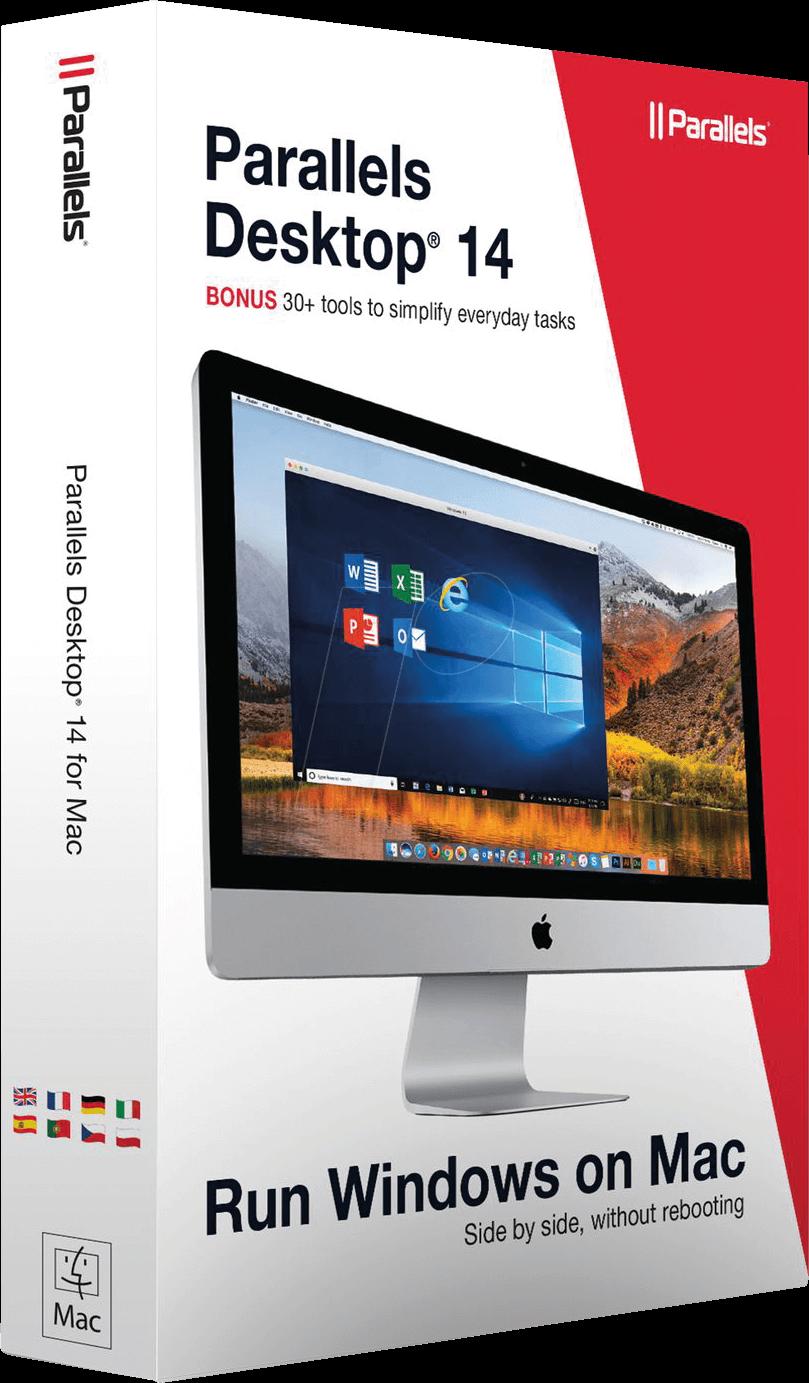 parallels desktop 14 破解