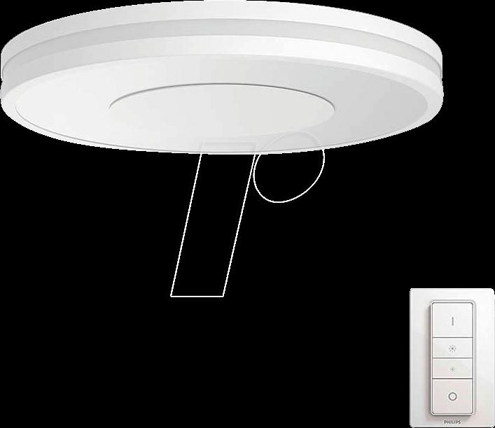 PHI 696159200 - Smart Light, Deckenleuchte, Hue Being, EEK A++ - A, weiß