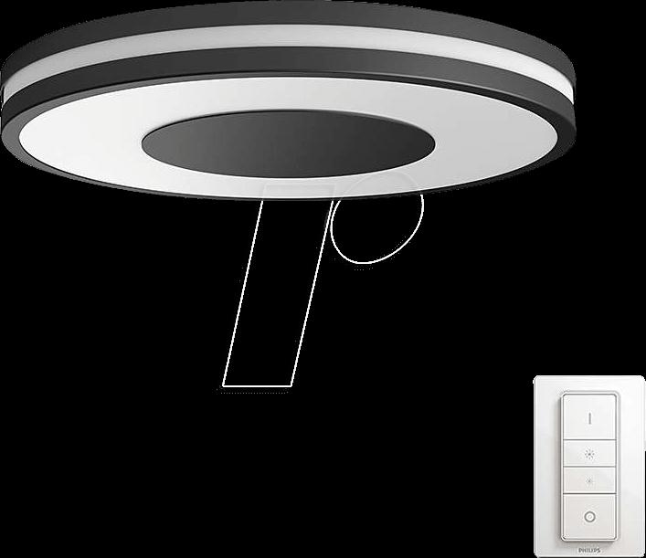 PHI 696159217 - Smart Light, Deckenleuchte, Hue Being, EEK A++ - A, schwarz