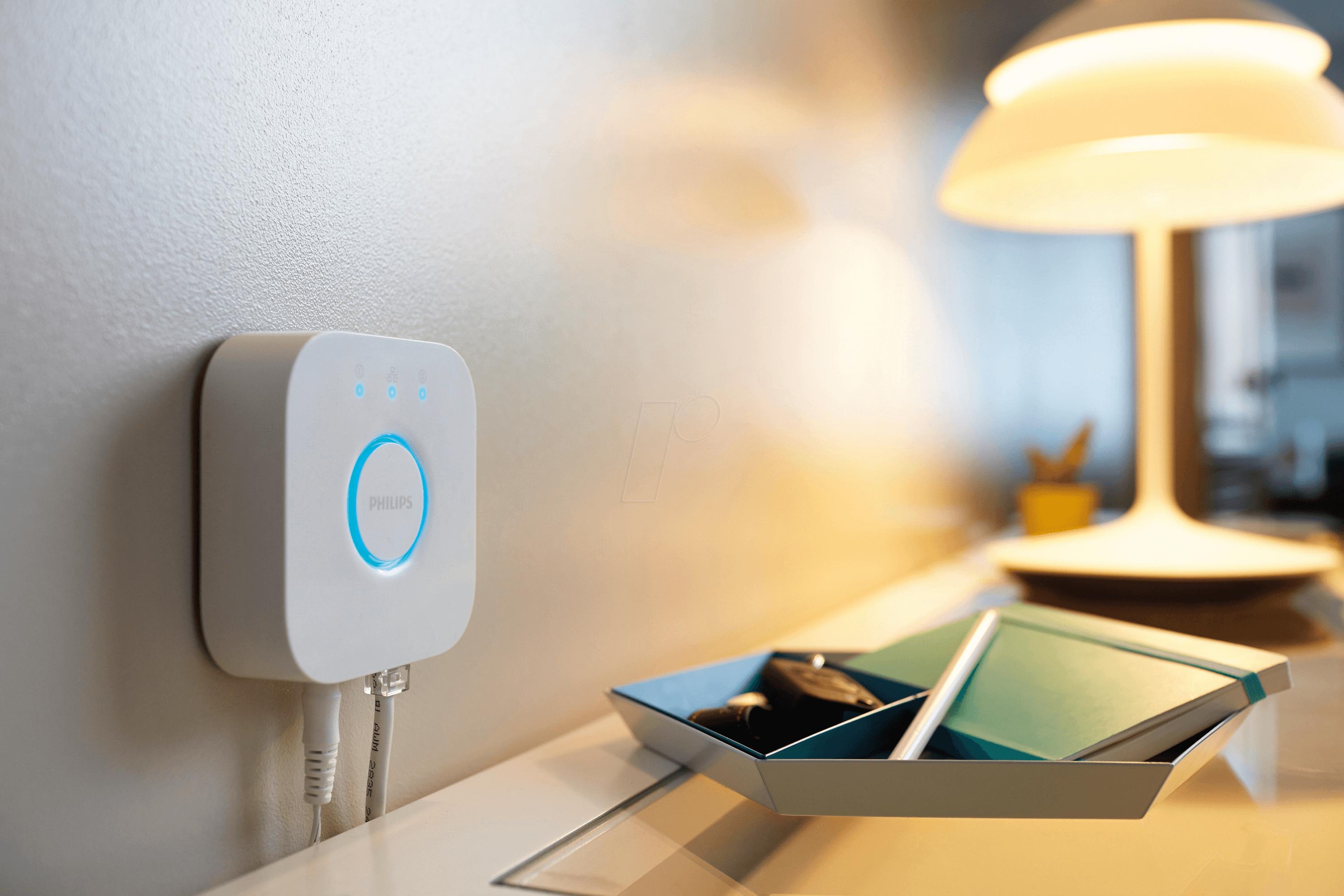 Philips Licht Hue : Phi smart light hue bridge bei reichelt elektronik