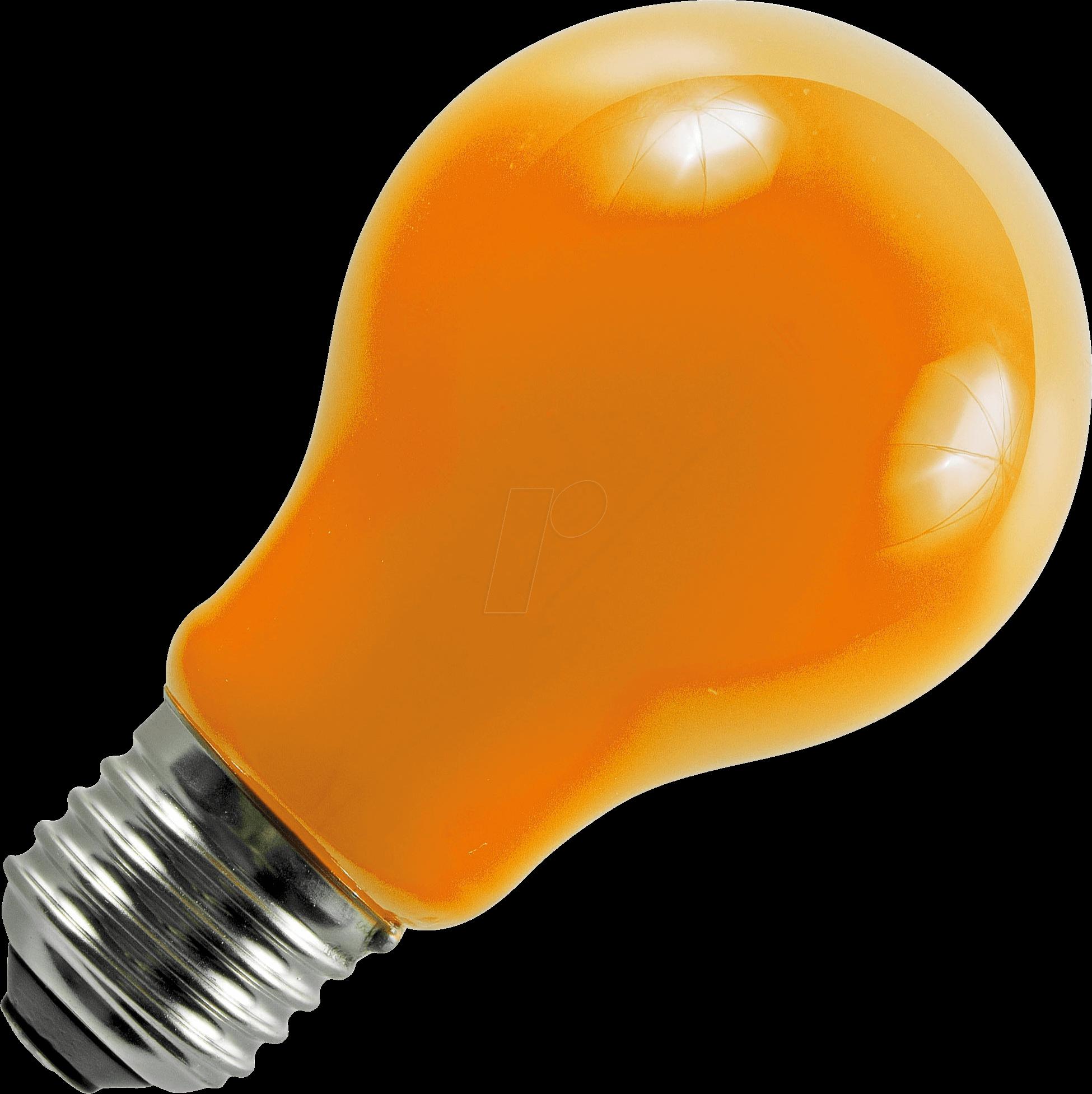 Schi Lampe Filament E271w40lmOrangeÀ 276015005 Led 80vnNwm