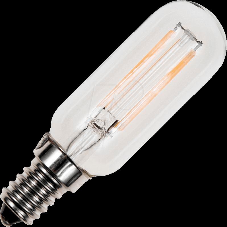 SCHI LF023891502: LED-Lampe E14, 1.5 W, 140 lm, 2500 K, Filament ...
