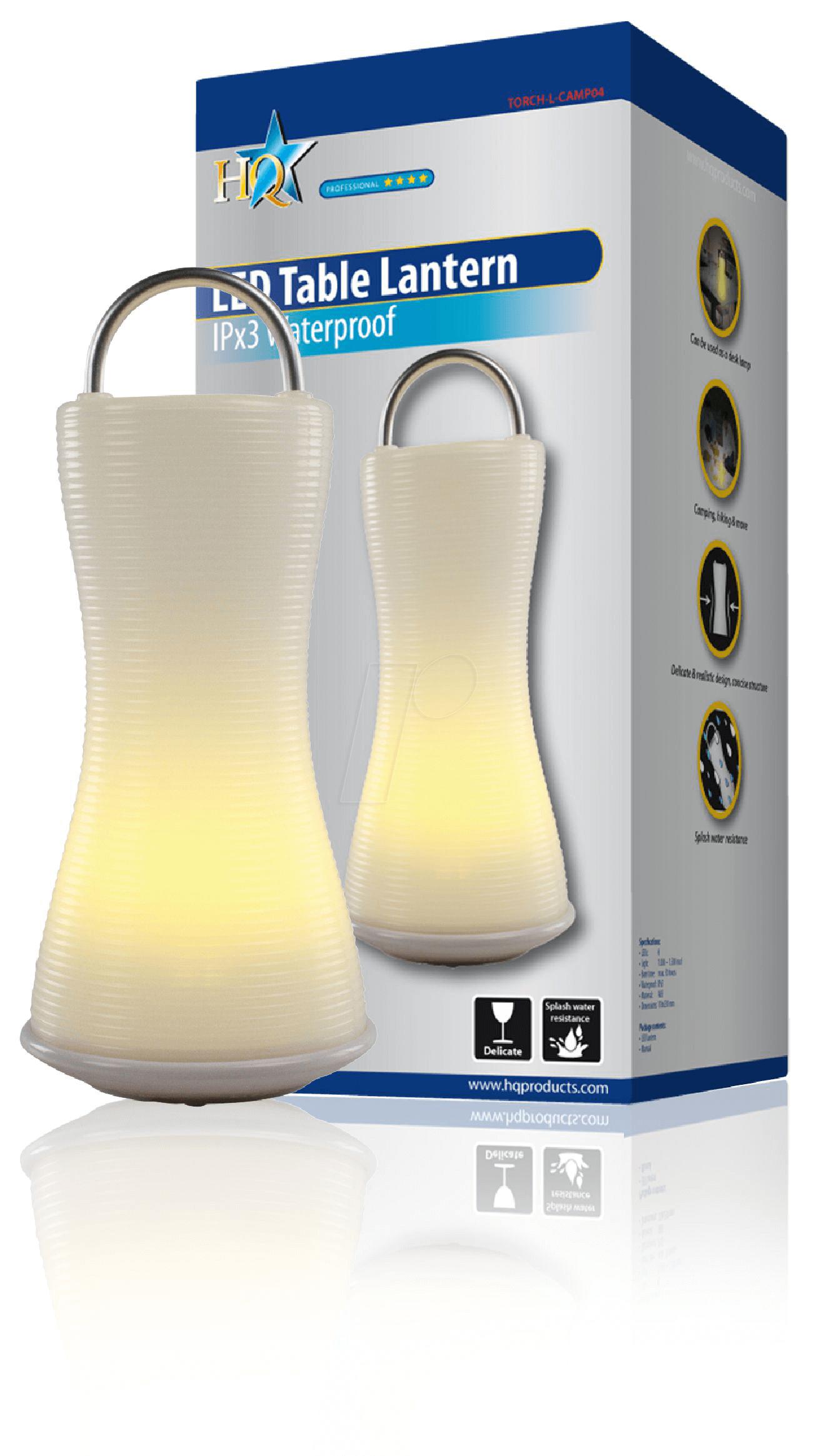 TORCH-L-CAMP04 - LED-Laterne für Camping