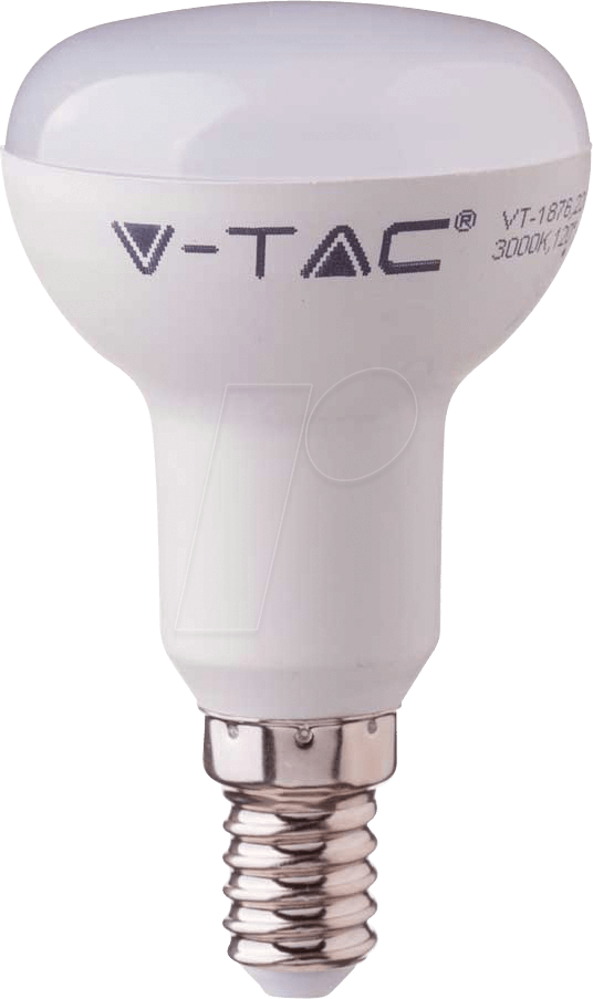 VT-211: LED-Lampe E14, 3 W, 250 lm, 4000 K, SAMSUNG Chip bei ...