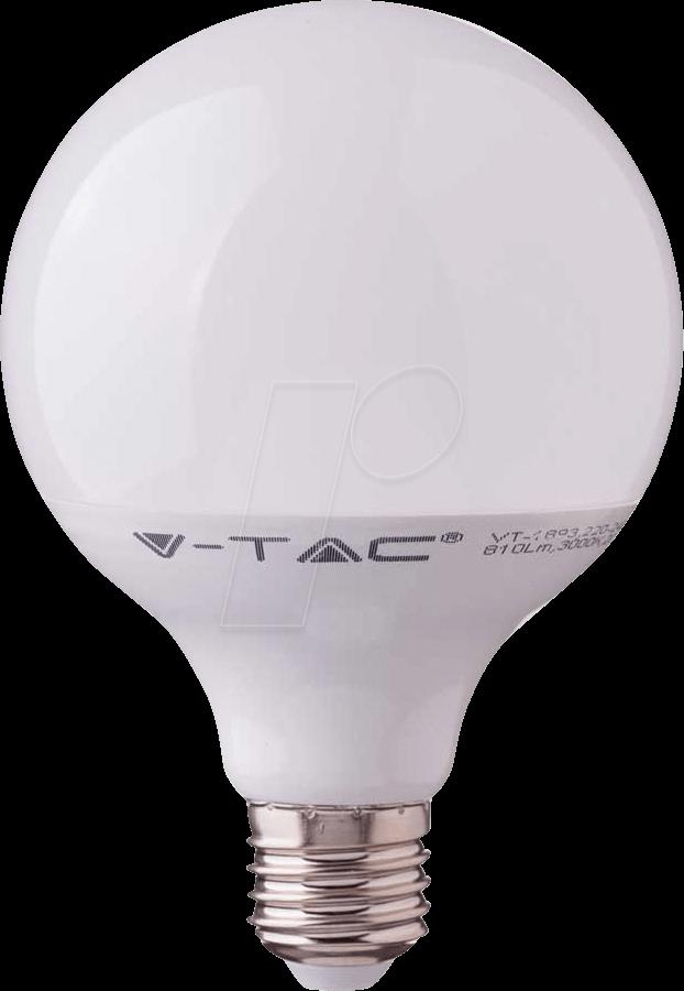 VT-227: LED-Lampe E27, 17 W, 1521 lm, 6400 K, SAMSUNG Chip bei ...