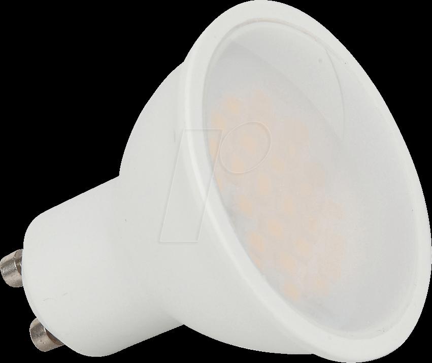 VT-7310 - LED-Strahler GU10, 6 W, 500 lm, 3000 K